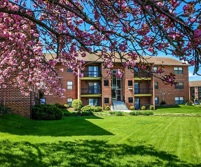 Building, Briarcliff Apartments