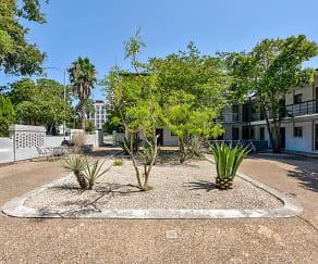 Recreation Area, Penthouse Apartments