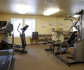 Fitness Weight Room, Brighton Place