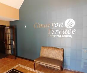 Clubhouse, Cimarron Terrace