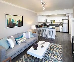 Living Room, Solstice