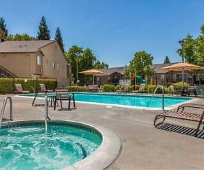 Pool, Antelope Ridge