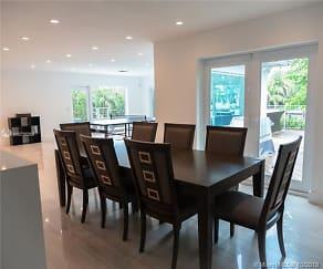 Dining Room, 1100 Belle Meade Island Dr