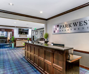 Leasing Office, Park West Apartments