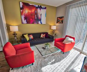 Living Room, Terra Vida