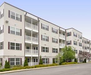 Building, West Park Apartments