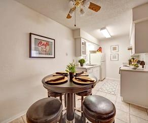 Dining Room, Brookwood Village