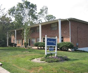 Leasing Office, Meadowbrook Townhomes