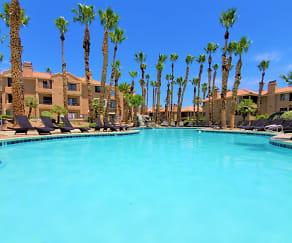 Pool, Legacy Pointe Apartments