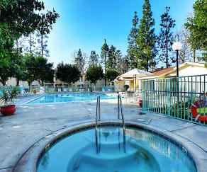 Pool, Jasmine Villas