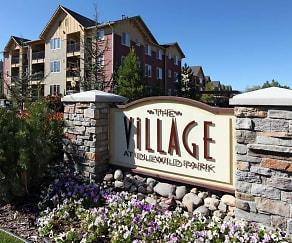 Building, Village At Idlewild Park