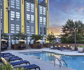 Pool, The Apartments At Quarterside