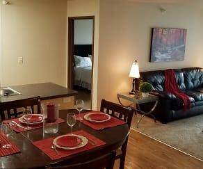 Living Room, Roosevelt West