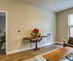Living Room, Five10 Flats