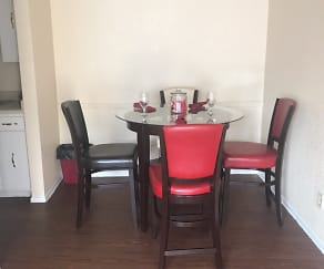 Dining Room, Celina Plaza