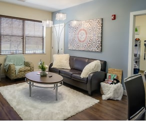 Living Room, Twin River Commons