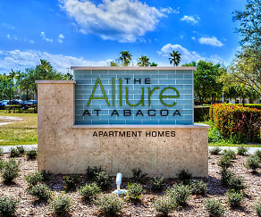 Community Signage, Allure At Abacoa
