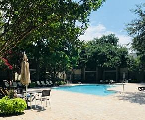 Pool, Centre Oaks