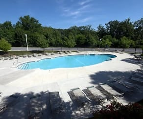 Pool, Millview Apartment Homes