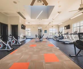 Fitness Weight Room, Evolv
