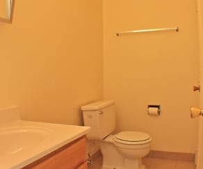 Bathroom, Param Apartments