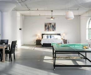 Dining Room, Art Lofts