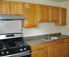 Kitchen, Frederick Douglas Apartments