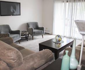 Living Room, Autumn Ridge