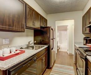 Kitchen, Advenir at Cherry Creek South