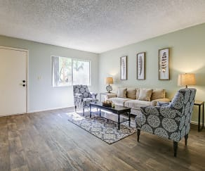 Living Room, Country Aire