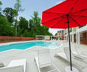 Pool, Charleston Ridge
