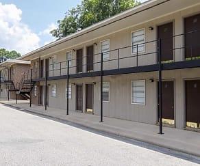 Building, Wooddale Oakdale & Shady Oaks Apts