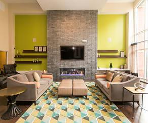 Living Room, Verde At Greenbelt Station