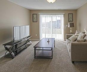 Living Room, Bison Run