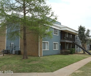 Building, Cedar Hills
