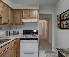 Kitchen, Wellesley House
