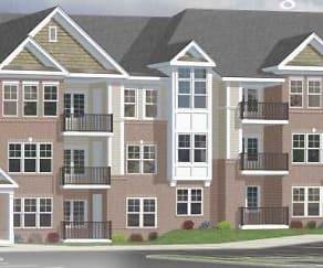Building, Brookhaven Lofts
