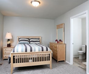 Bedroom, The Meadows On Graystone