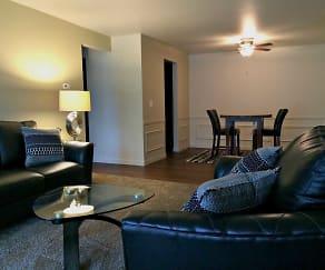 Living Room, Prosper South Bend