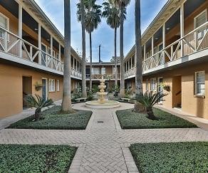 Courtyard, 3620 Garrott