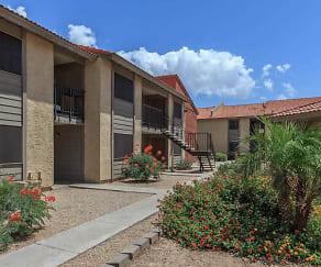 Building, Cordova Apartments