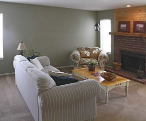 Living Room, Spring Creek