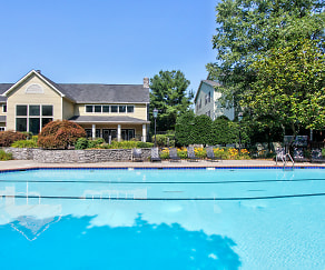 Pool, Arcadian