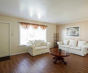Living Room, Willow Garden