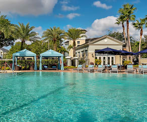 Pool, The Arbors at Carrollwood Apartments