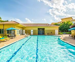 Pool, Tesoro Senior Apartments