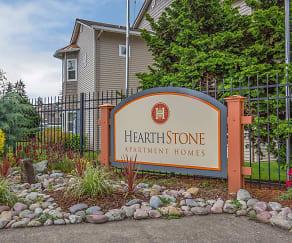 Community Signage, Hearthstone