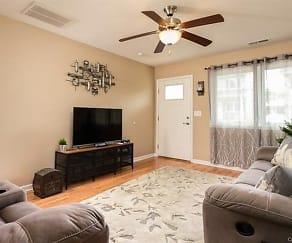 Living Room, 25 English Ivy