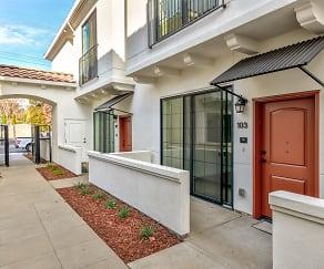 Building, Angelino Luxury Apartment Homes