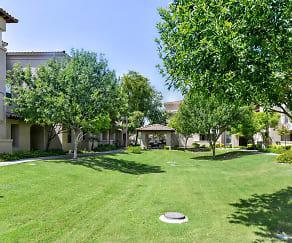 Courtyard, San Marquis